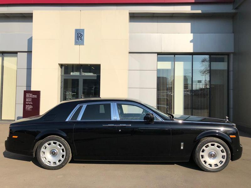 Rolls-Royce Phantom 2013 год <br>Diamond Black