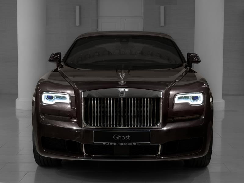 Rolls-Royce Ghost SWB  <br>Smokey Quartz