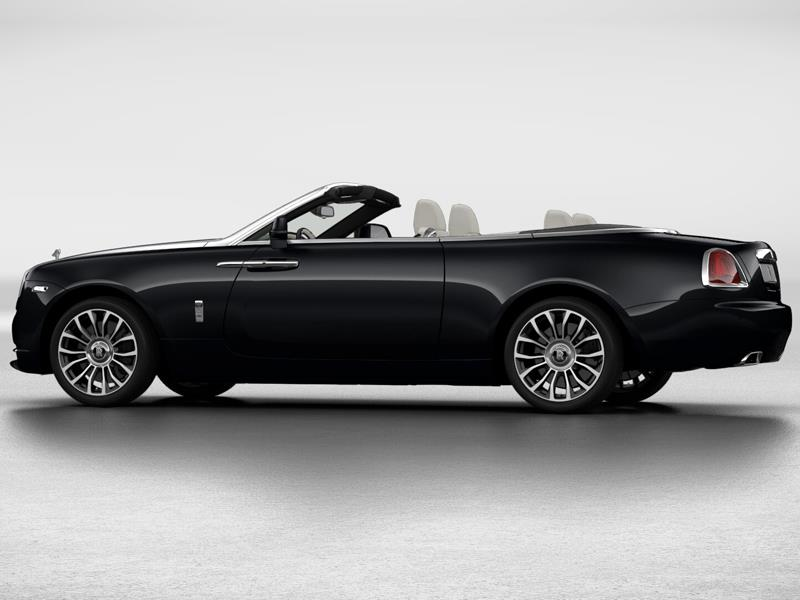 Rolls-Royce DAWN  <br>Diamond Black / Silver