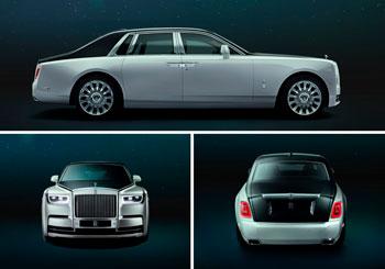 Технические особенности Rolls-Royce Phantom 8